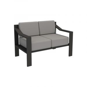 Hudson Forge Lounge Loveseat